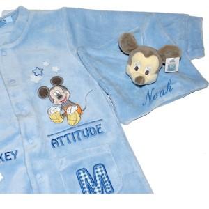108 317 thickboxpyjama bebe disney winnie prenom - Bebe Disney