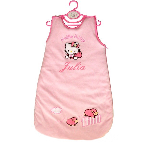 gigoteuse hello kitty turbulette hello kitty sac de nuit