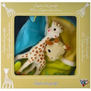coffret naissance sophie la girafe. Black Bedroom Furniture Sets. Home Design Ideas