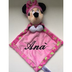 Doudou luminescent Minnie Mouse