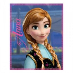 Plaid Reine des neiges Anna